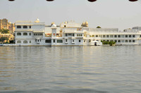 Jag Mandir Palace on Lake Pichola, Udaipur