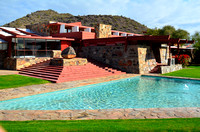 Talisen West, Frank Lloyd Wright